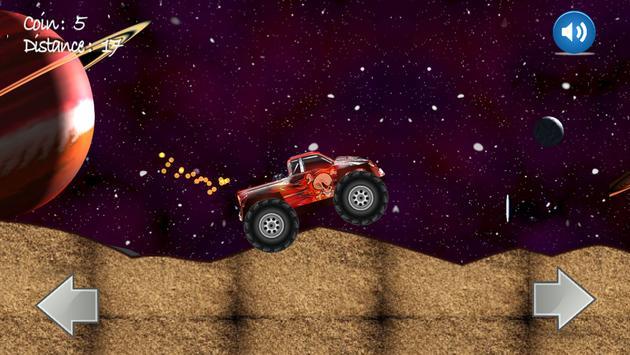 Monster Truck Climb Hill apk screenshot