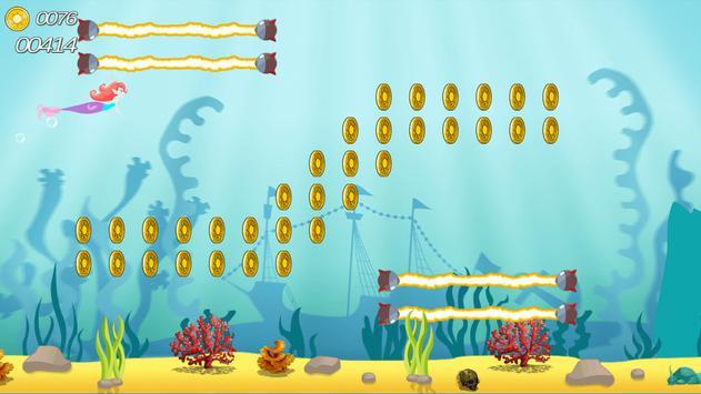 Mermaid Princess Adventure apk screenshot