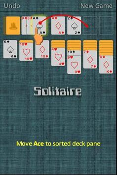 Solitaire screenshot 4