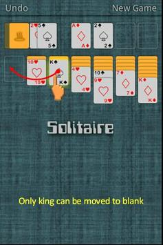 Solitaire screenshot 3