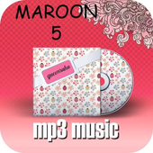 """Maroon 5 """"Animals"""" Mp3 Hits icon"""
