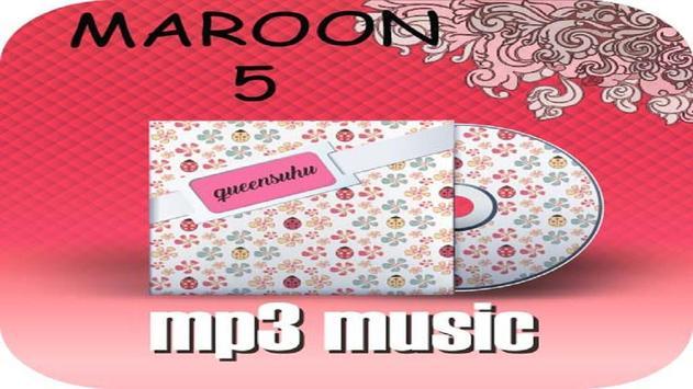 "Maroon 5 ""Animals"" Mp3 Hits apk screenshot"
