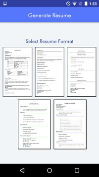 my resume cv builder poster - My Resume Cv Builder