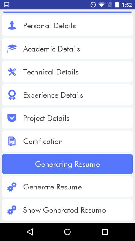 my resume cv builder apk download free business app for android