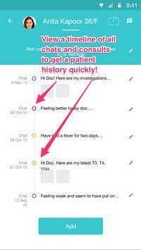MeraDoctor Pro For Doctors apk screenshot