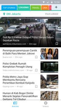Kurio – Baca Berita Terbaru apk screenshot