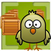 Sokoban Chicken - Push Box Puzzle icon