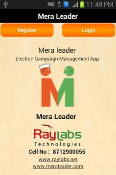 Mera Leader poster