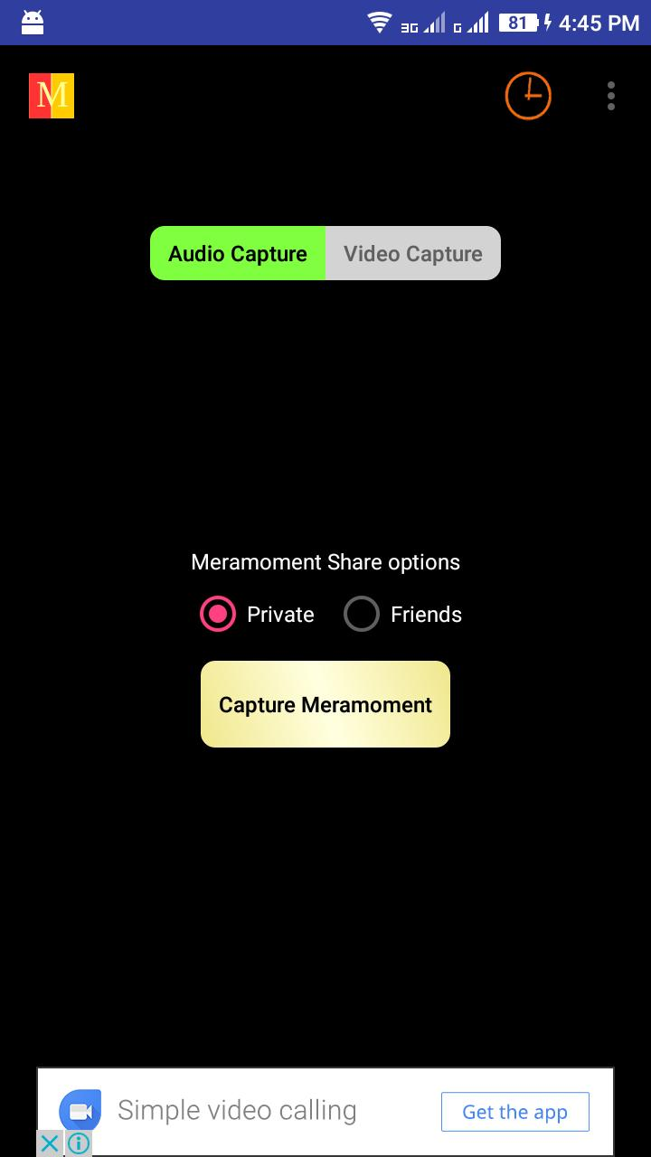 Capture Meramoment (Unreleased) for Android - APK Download