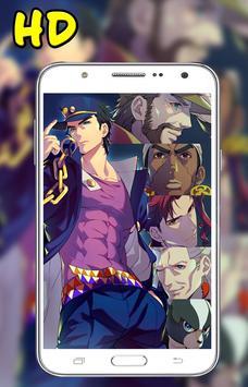 HD Jotaro Kujo Jojo Wallpaper poster