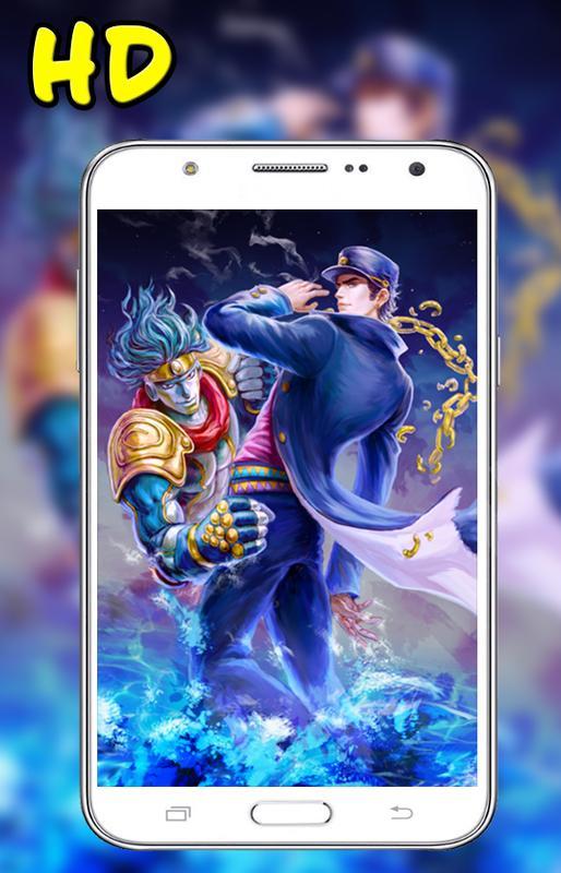 Android hd jotaro kujo jojo wallpaper apk hd jotaro kujo jojo wallpaper 2 voltagebd Images