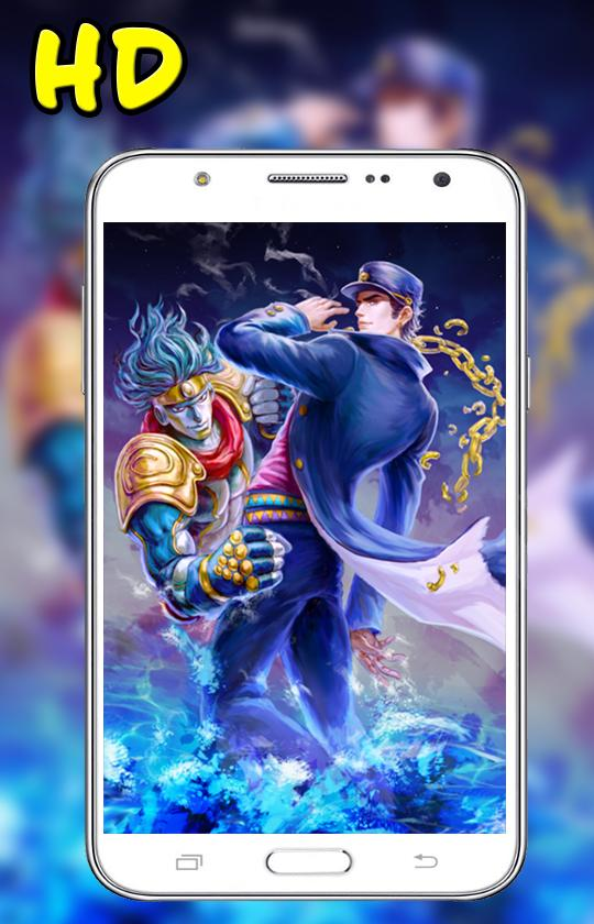 Hd Jotaro Kujo Jojo Wallpaper For Android Apk Download