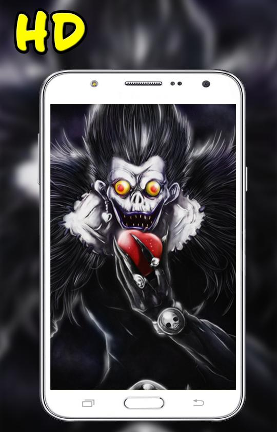 HD Ryuk Wallpaper for Android - APK Download