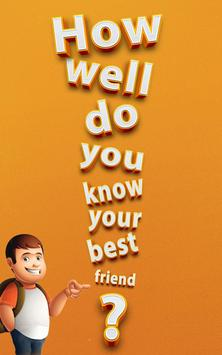 You Think You Know Your Friend poster