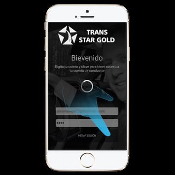 Trans Star Gold Coordinador poster
