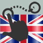 Drag-Drop English icon