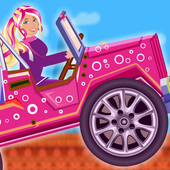 Hill Truck Climbing for Barbie icon