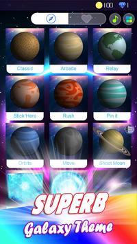 Galaxy Piano Tiles screenshot 2