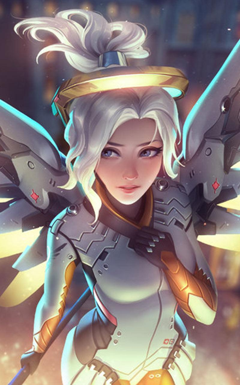 Mercy Wallpapers For Android Apk Download