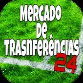 Mercado de Transferências 24 icon