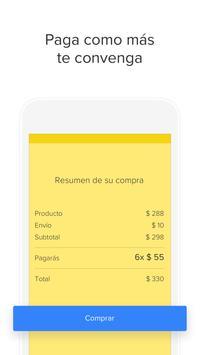 Mercado Libre: Encuentra tus marcas favoritas apk screenshot