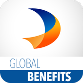 Mercantil Global Benefits tabs icon