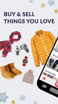 Mercari: Buy & Sell Things You Love poster