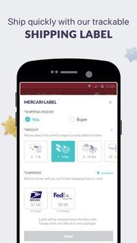 Mercari: Buy & Sell Things You Love apk screenshot