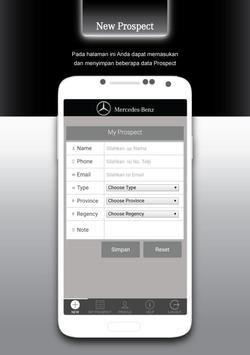 Mercedes-Benz Indonesia CRM screenshot 1