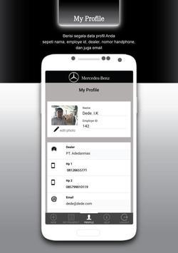 Mercedes-Benz Indonesia CRM screenshot 4
