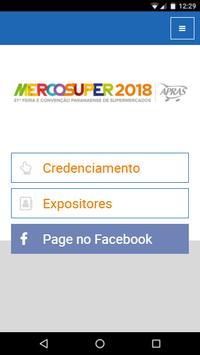 Mercosuper 2018 poster