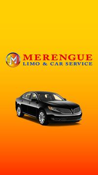 Merengue Limo & Car Service poster