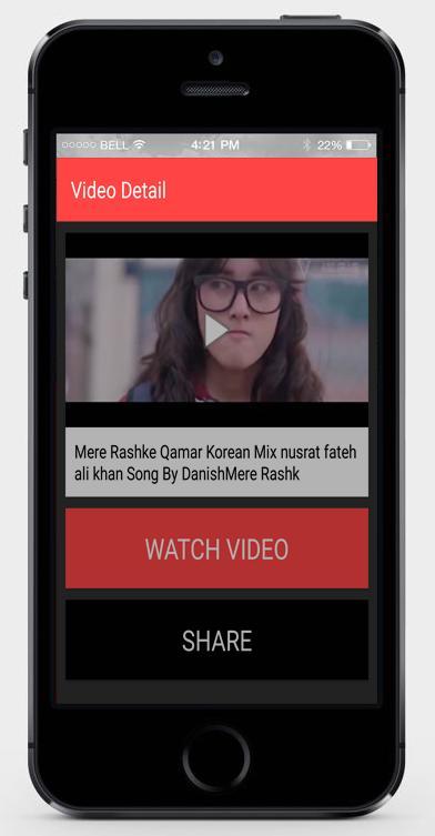 Mere Rashke Qamar Video For Android Apk Download
