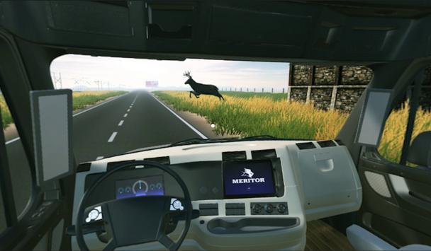 Meritor Run with the Bull VR apk screenshot