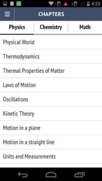 IIT JEE - Formulae & Notes screenshot 1