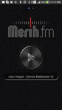 Merih Radyo poster