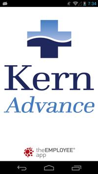 Kern Advance poster