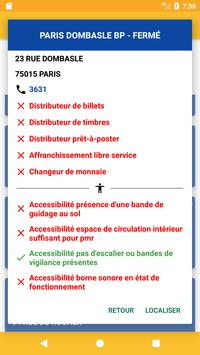 Bureaux de Poste screenshot 12