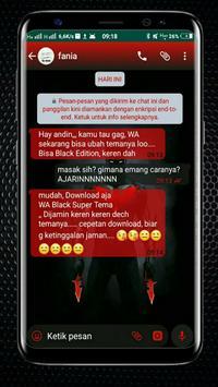 WA Black New screenshot 3