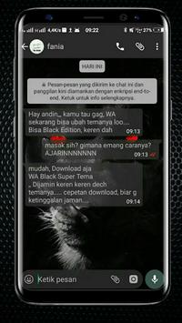 WA Black New screenshot 4