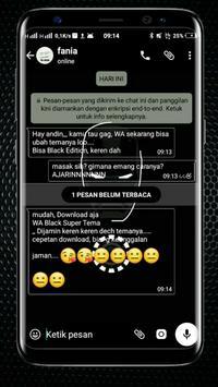 WA Black New screenshot 5
