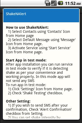 Shake and Alert for Android - APK Download