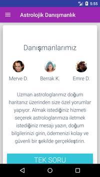 Merkür Astroloji apk screenshot