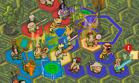 PitPeople Combat apk screenshot