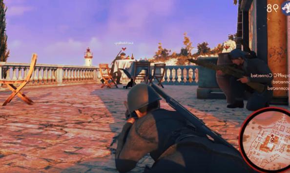 Shoot Sniper Elite 4 poster