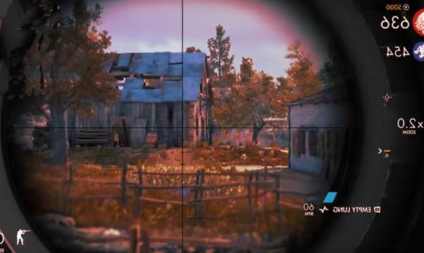 Shoot Sniper Elite 4 apk screenshot