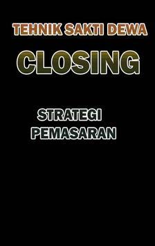 Teknik Closing, screenshot 3