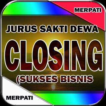 Teknik Closing, poster