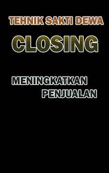 Teknik Closing, screenshot 2