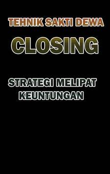 Teknik Closing, screenshot 4